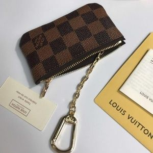 LV Small Key Wallet